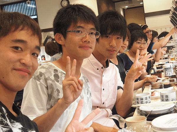 お寿司1500円食べ放題やー